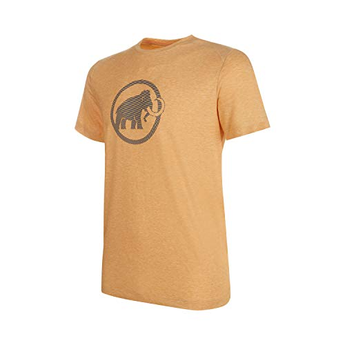[MAMMUT]Tシャツ (マムート) トラバット Tシャツ メンズ メンズ golden EU M (日本サイズL相当)