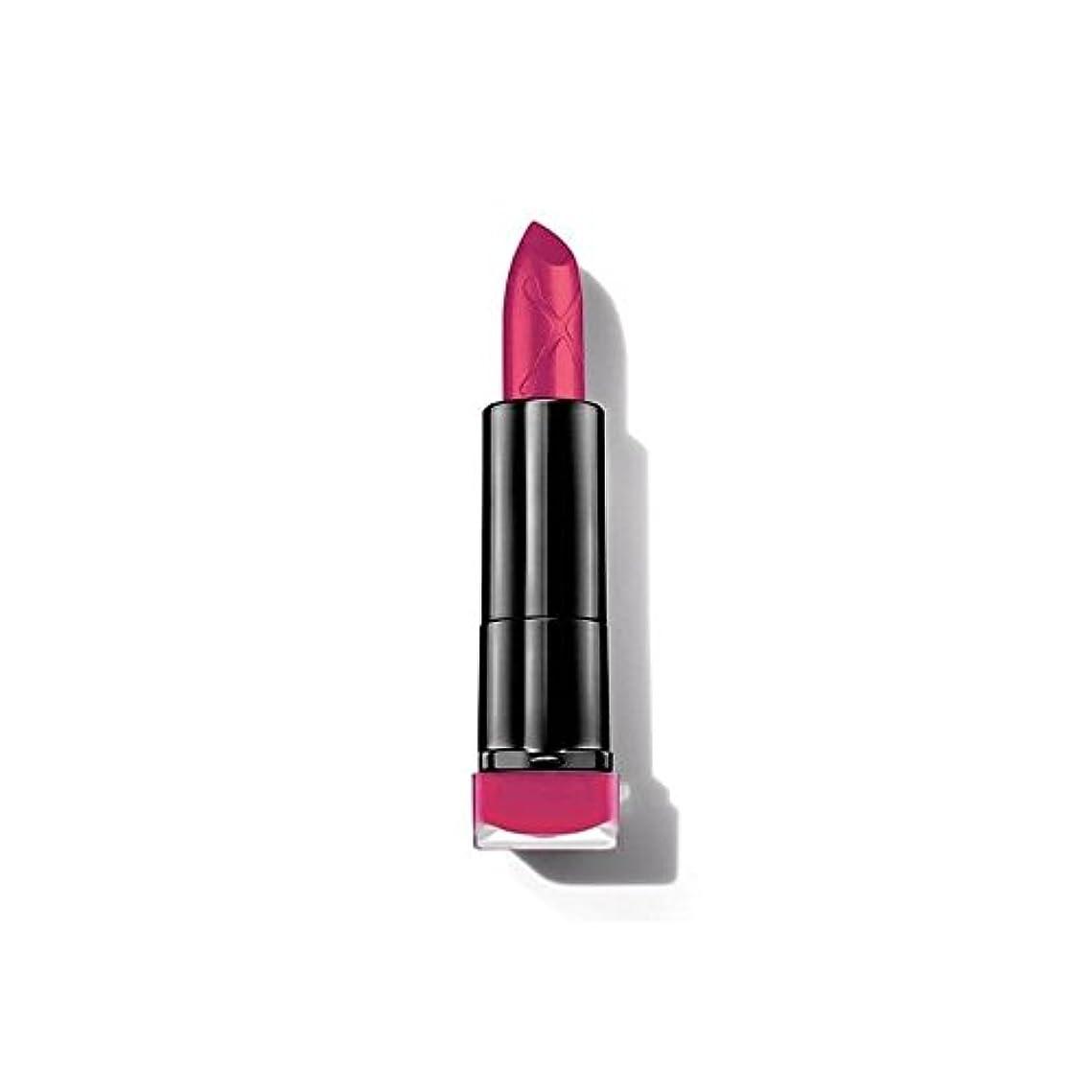 脊椎連合わずかにMax Factor Colour Elixir Matte Bullet Lipstick Blush 25 (Pack of 6) - マックスファクターカラーエリキシルマット弾丸口紅赤面25 x6 [並行輸入品]