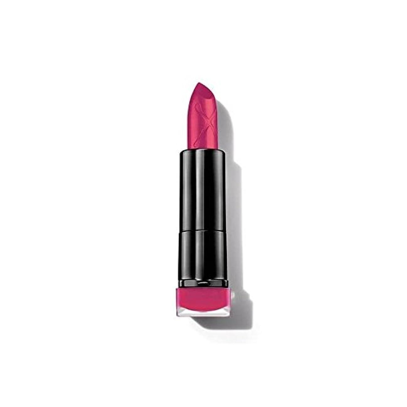 つまらない検出する無実マックスファクターカラーエリキシルマット弾丸口紅赤面25 x4 - Max Factor Colour Elixir Matte Bullet Lipstick Blush 25 (Pack of 4) [並行輸入品]