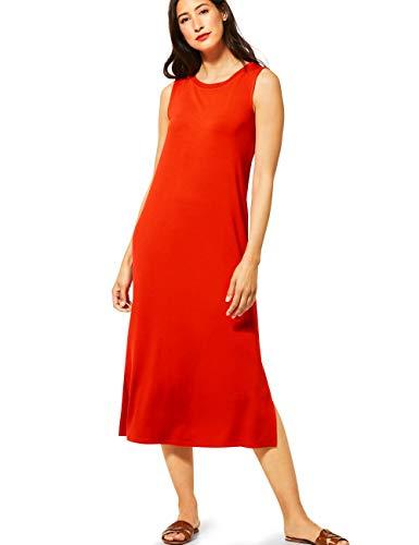 Street One Damen 142688 Kleid, Cheeky red, 36