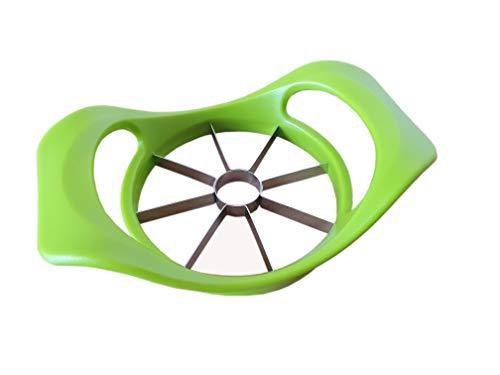 N2 Apfelschneider/Entkerner mit Klinge aus Edelstahl auch für Birnen. Applcutter hoch stabil mit ergonomischen Griff ideal zum Kochen und backen