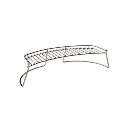 Napoleon 71022 Warming Charcoal Kettle Grill Rack, Stainless Steel