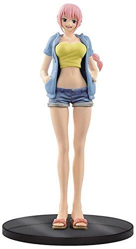 BANPRESTO Figur One Piece Rebecca Jeans - Blau