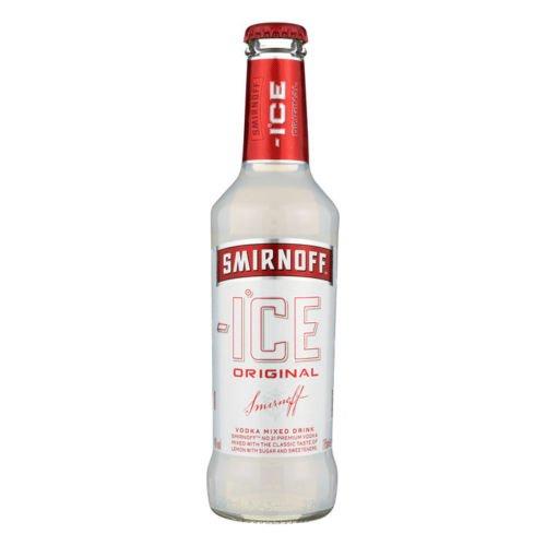 24 x Smirnoff Ice (24 x 0,275L) Wodka Mix Getränk mit 4% Alkohol
