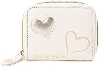 パサージュ ミニョン(passage mignon) ハートラメミニ財布