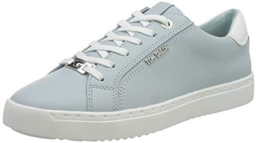 TOM TAILOR Damen 1193204 Sneaker, bblue, 42 EU