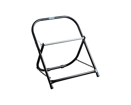 """Jonard Tools CC-2721 High Durability Steel Cable Caddy, Holds Cable Reels Up to 20"""" Diameter and 100 lb Capacity"""