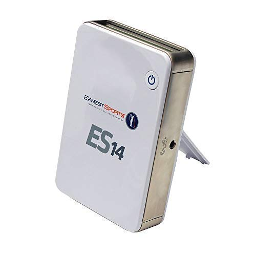 Ernest Sports - ES14 - Golf Launch Monitor - Weiß - refurbished