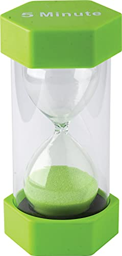 Teacher Created Resources 5 Minute Sand Timer - Large (20660)