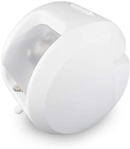 KLMNV; KLBVB Zachte halfautomatische kattenbak, gemaakt van Pvc van ronde nestdozen, groot spetterpreventiekat toilet (maat : half gordijn), Basic