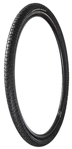 Hutchinson Haussmann Neumático de Bicicleta, Unisex Adulto, Negro, 27.5 x 1.75