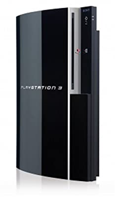 Sony Playstation 3 Console (40GB Version)