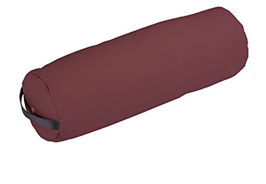 持っている地球リードEarthlite Fluffy Bolster (Burgundy) by EarthLite
