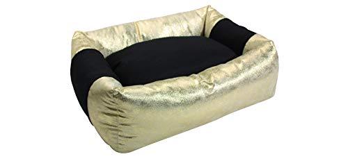 Croci C7278531 zitzak voor honden Golden Age, 55 x 15 cm