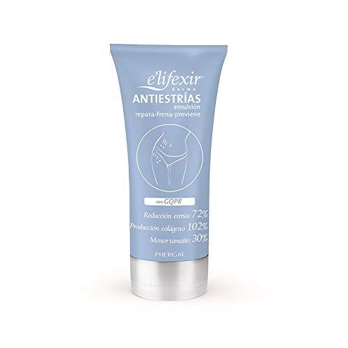 Elifexir Crema Antiestrias Reduce, Frena las Estrías y Previene Aparición 200ml