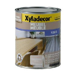 Xyladecor Dickschicht-UV Nagellack Waschtisch Extra matt