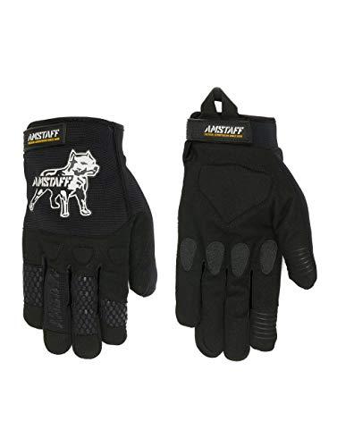 Amstaff Herren Handschuhe Esan schwarz MT