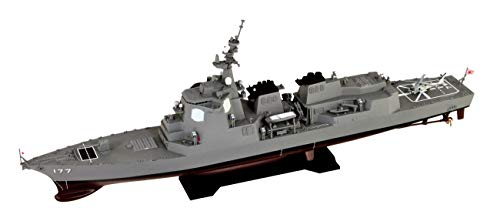 ピットロード 1/700 スカイウェーブシリーズ 海上自衛隊 イージス護衛艦 DDG-177 あたご 新装備付き プラモ...