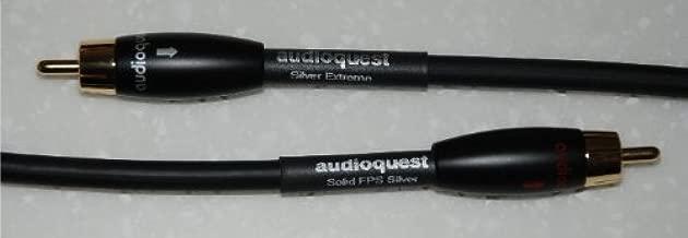 Audioquest 1M Pr Silver Extreme Audio Cable w/RCA