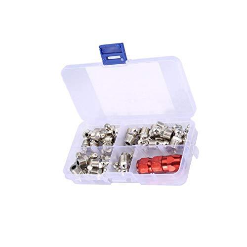 Lubricación Reemplazo de metal Racores para engrasadores Partes mecánicas Racores para boquillas(M10 suit)
