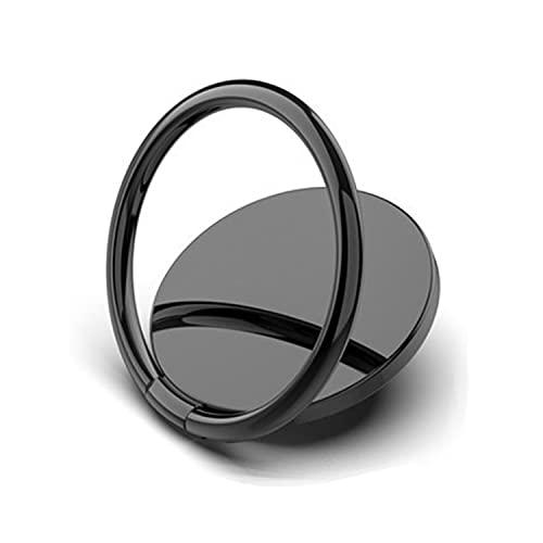 SLKIJDHFB - Supporto ad anello per telefono cellulare, 360 regolabile, anello universale per telefono cellulare, supporto magnetico per tutti i telefoni cellulari, tablet, pad, Kindle e altro ancora