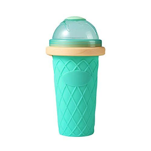 Evenlyao Slusheis Maker, Slusheis Becher, Slush EIS Maschine, Slushy Maker Slushy Maker Magic Freez, BPA-Frei/Lebensmittelecht Wassereis Selber Mac