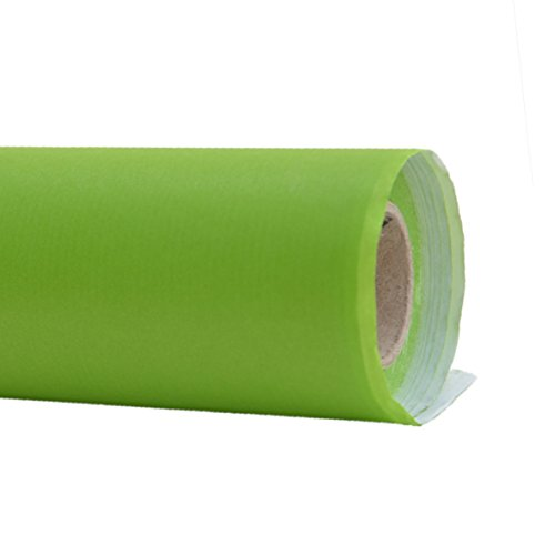 Rollo papel Kraft Verde/Blanco 25M x 0,70M