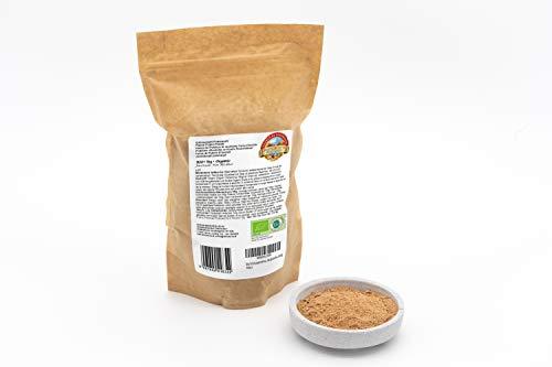 Farina d'Arachidi Bio 56% proteine 1 kg in polvere low-carb vegan organic peanut protein powder 1000g gram