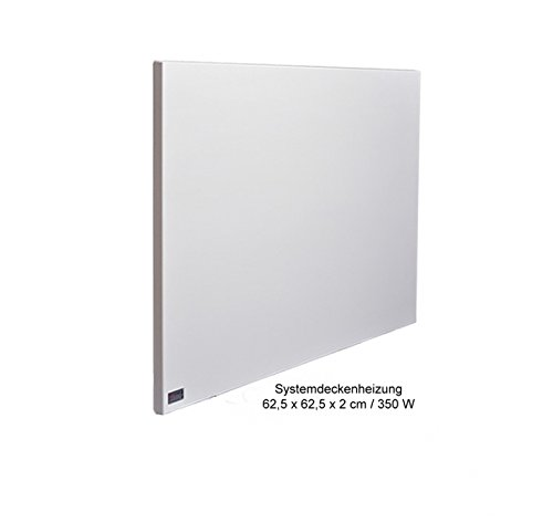 Infranomic Systemdeckenheizung Steel Line 625x625