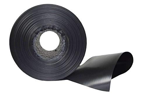 Schlauchfolie Schlauch 100mm / 250 m Schwarz 100mµ