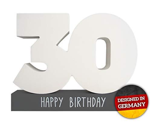 Huckleberry Home® Gästebuch Geburtstag aus Holz - Gästebuch für den Geburtstag für Männer und Frauen inkl. Stift - Kreative Geschenkidee - Tischdeko (30)