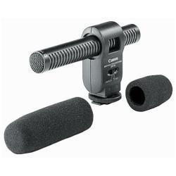 Canon DM-50 Richtmikrofon für Camcorder mit intelligentem Fotoschuh