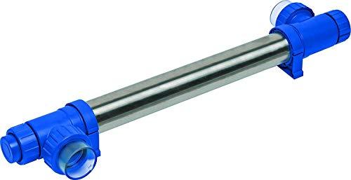 well2wellness® UV-C Tech Desinfektionssystem 75 Watt für Pool + Teich mit Beckeninhalt bis 65 m³
