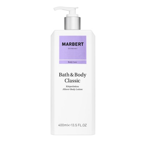 Marbert Pflege Bath & Body Classic Body Lotion Body Lotion, 400 ml