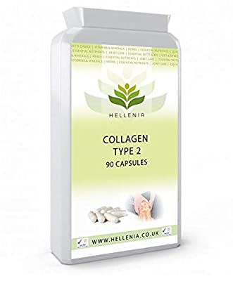 Collagen Type 2 400mg - 90 Capsules from Lifesource Supplements Ltd