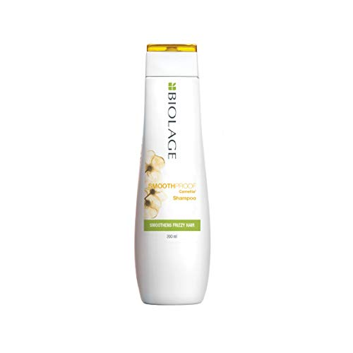 BIOLAGE Smoothproof Shampoo | Paraben free|Cleanses, Smooths & Controls Frizz | For Frizzy Hair
