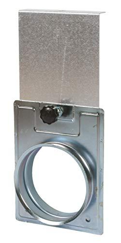 Absperrschieber D=300 mm - Zubehör für die Absauganlage