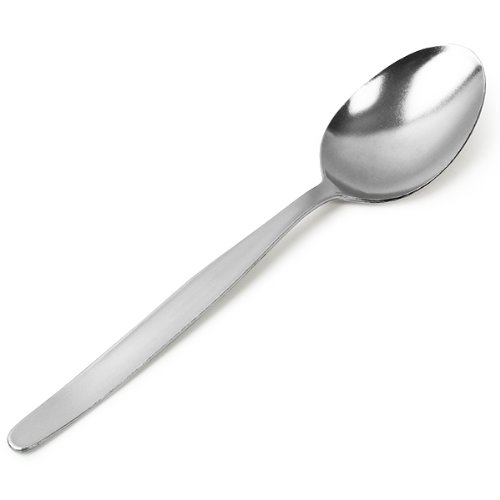 Millenium Cutlery Table Spoons - Pack of 12 | Tablespoons, Stainless Steel Table Spoons, Genware Spoons, Millennium Cutlery