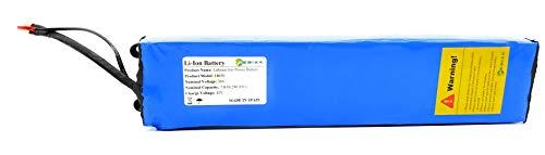 VOLTRIDER Batería Patinete eléctrico Tipo Xiaomi M365 y similares. LI-Ion Battery Pack 7800mAh/280.8Wh