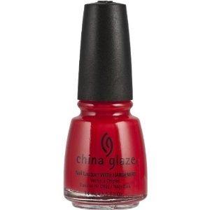 China Glaze Nail Polish, Italian Red 069