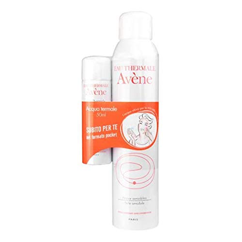 Avene Eau Thermale Avene Acqua Termale Spray 300 Ml + 50 Ml - 600 Gr