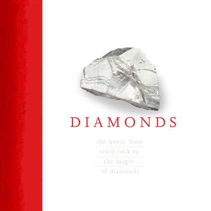 Diamonds: The Quest from Solid Rock to the Magic of Diamonds