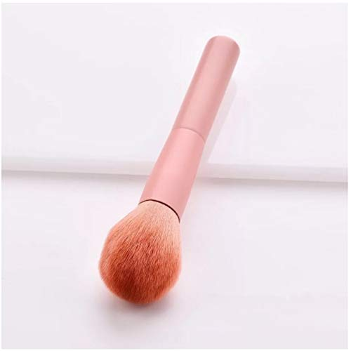 Berrd 10/Set Pink Makeup Brushes Cosmetic Powder Eye Shadow Foundation Blush Blending Beauty Make Up Tools - 01