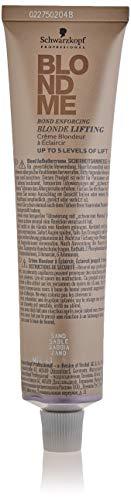 Schwarzkopf Professional BlondMe Aufhellung Lifting Sand, 1er Pack (1 x 60 ml)