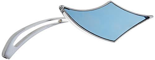 A-Pro Mirrors Rearview Custom Style Motor Bike Motorcycle Chrome Handlebar