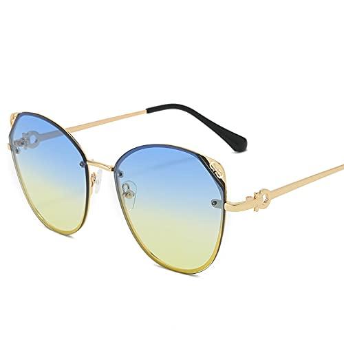 BAJIE Gafas De Sol Gafas De Sol Ojo De Gato Gafas De Sol De Color Rosa para Mujer Gafas De Sol Clásicas De Colores Gafas De Sol para Mujer