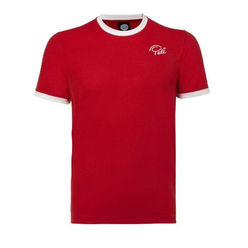 Pele Sports Herren Trikot Core Gameday, high Risk red, XL, A12AMPS081-033-XL