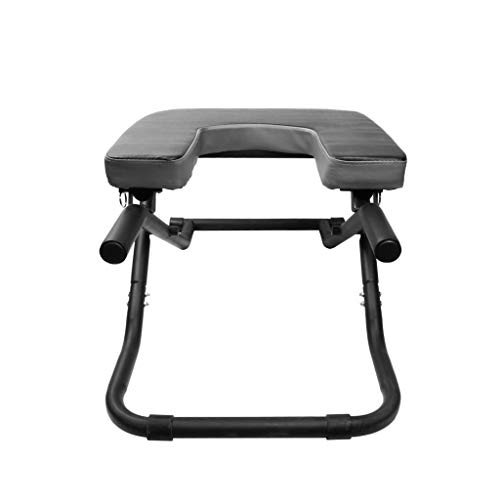 Affordable VAIY Yoga Headstand Bench, Yoga Aids Workout Chair Headstand Stool Multifunctional Sports...