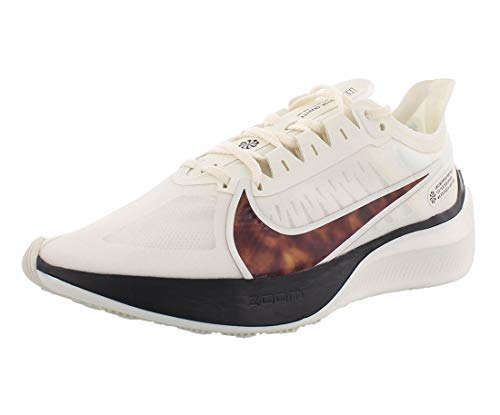Nike Women's Air Zoom Gravity Running Sneakers (SAIL/Multi-Color-BRLY R, Numeric_6)