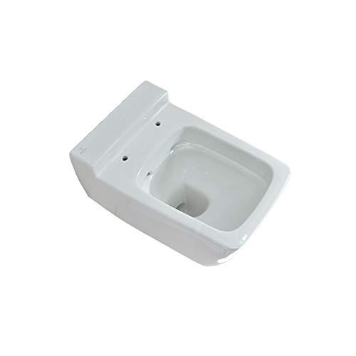 Keramag Xeno² Wand-WC spülrandlos weiß KeraTect